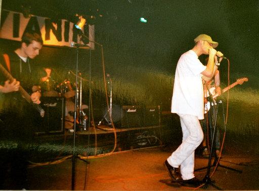 Bez Krótkich Spodni koncert Słowianin