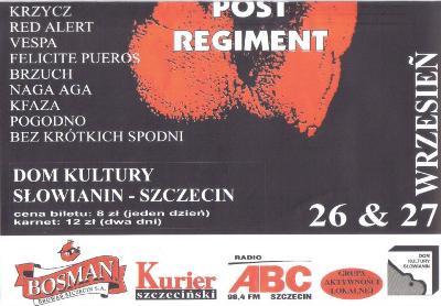 Plakat Bez Krótkich Spodni 1997