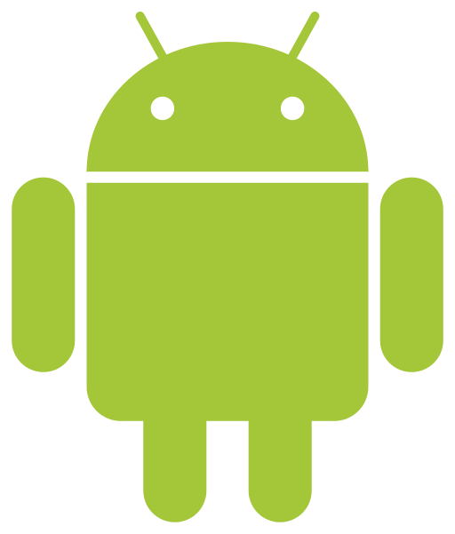 Android robot - logo