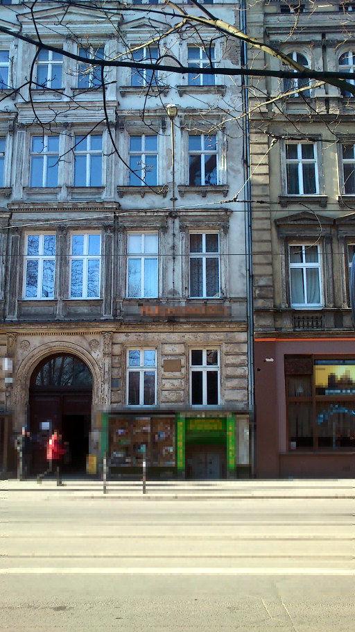 Kamienica Poznań